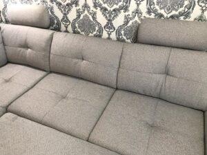 химчистка дивана после